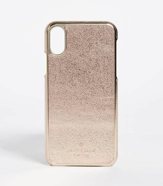 Metallic iPhone X Case