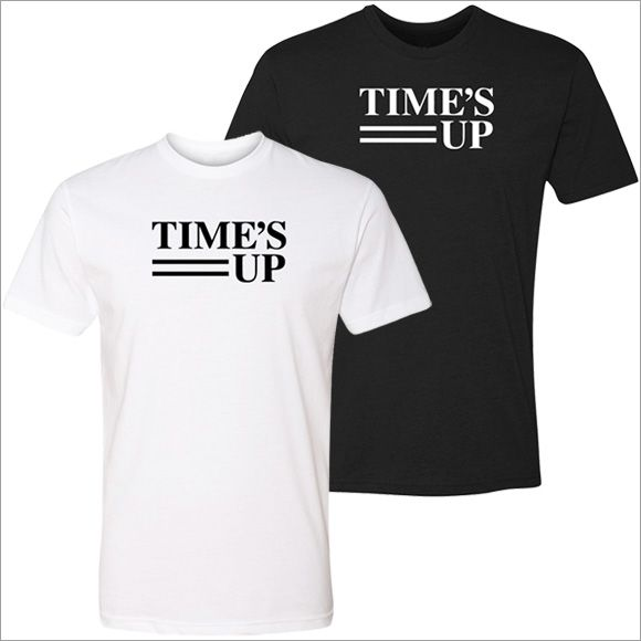 Where to get the time 39 s up t shirt whowhatwear au for T shirt on demand