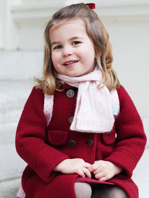 We Can't Handle How Princess Charlotte's Latest Outfit Is So S/S 18