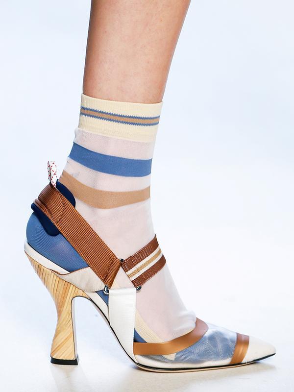Shoe trends 2018