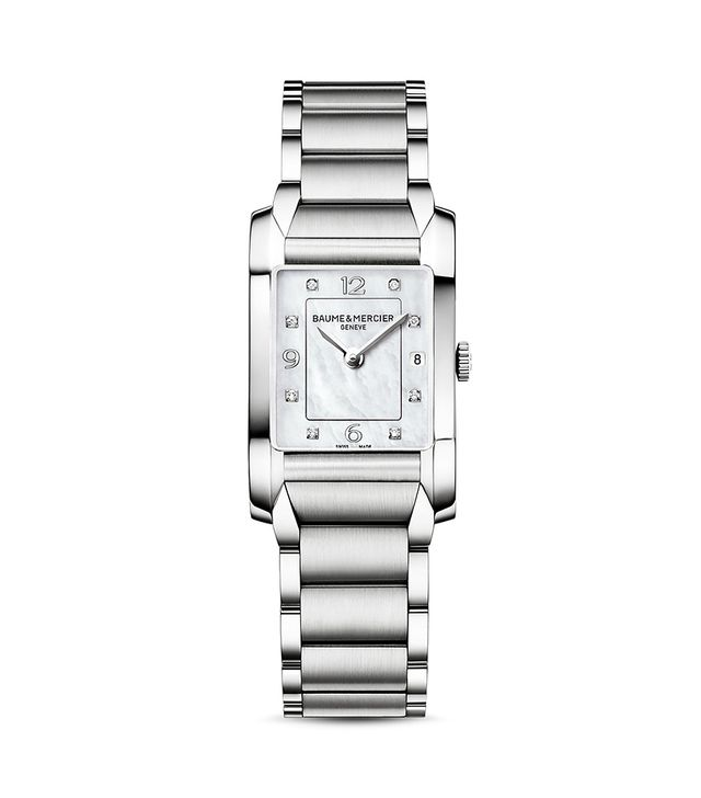 Hampton Diamond Watch, 34.5mm