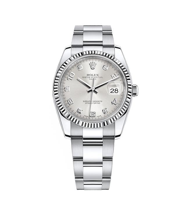 Rolex Date 34 Watch