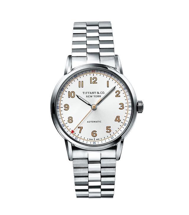 Tiffany & Co. Tiffany CT60 3-Hand 34mm Watch