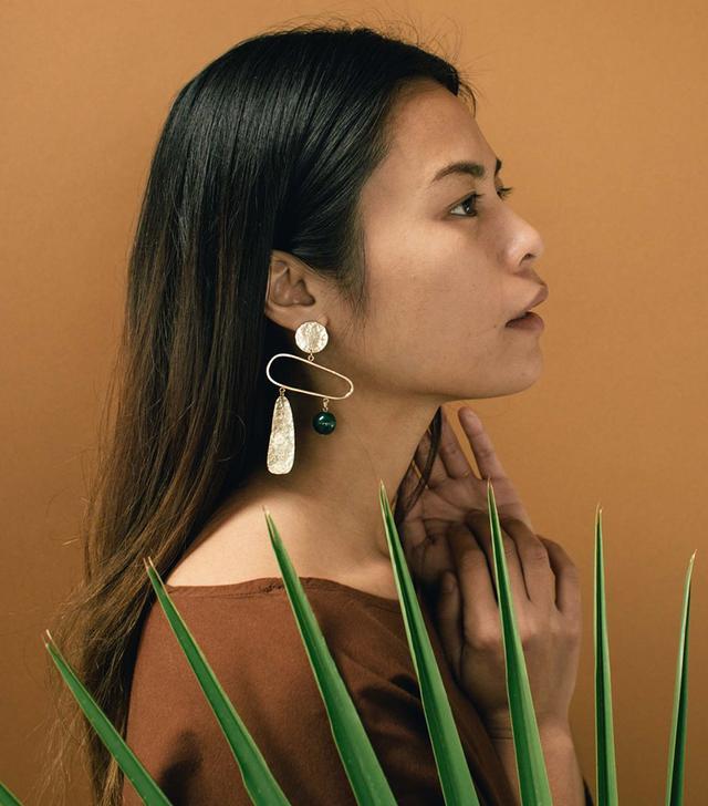 WkndLA Pillar Earrings