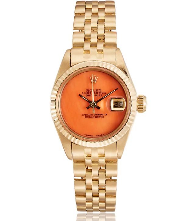 Women's Vintage Oyster Perpetual Datejust Watch