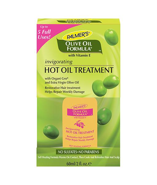 Palmer's Hot Oil Treatment