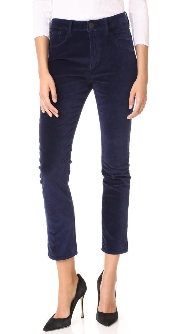 Higher Ground Velvet Jeans