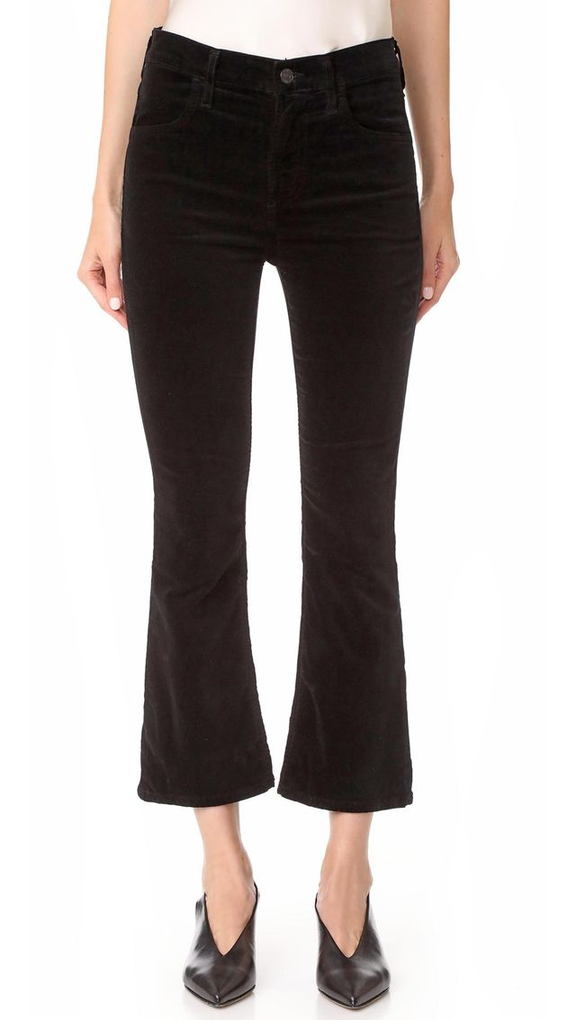 Velvet Drew Crop Jeans