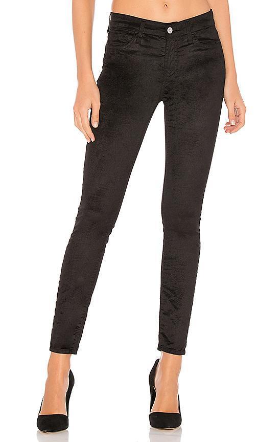 The Velvet Ankle Skinny. - size 28 (also in 24,25,26,27,29)