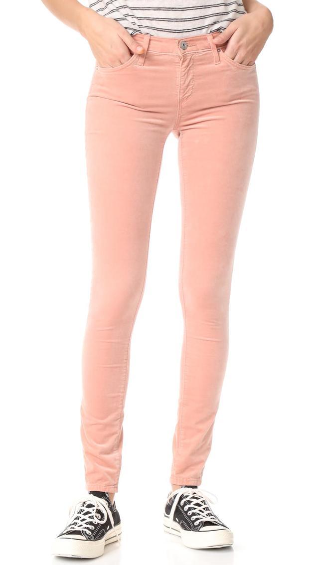 The Velvet Legging Jeans