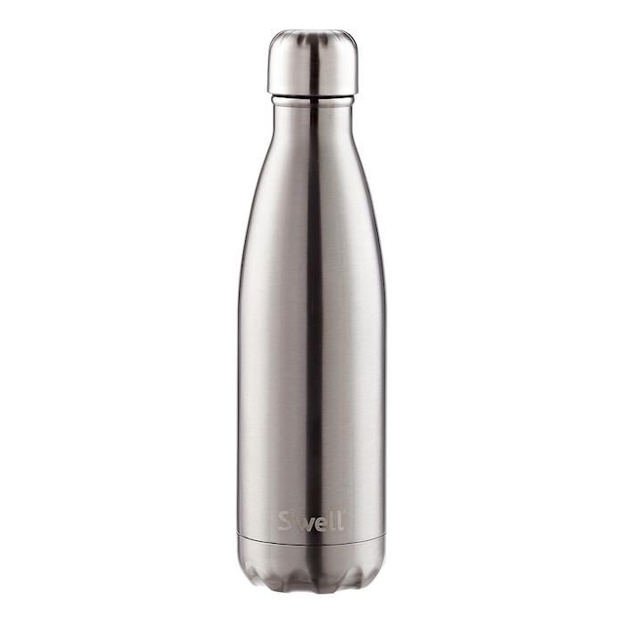 Silver Lining  Reusable Bottle by S'well