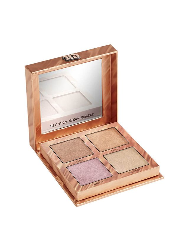 Urban Decay O.N.S. Afterglow Highlighter Palette