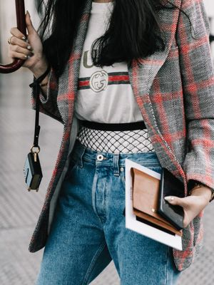 The Jean-Styling Trick That Will Save You This Winter