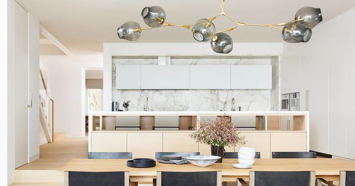 13 Gorgeous Contemporary Kitchens Thatu0027ll Stop You In Your Tracks |  MyDomaine