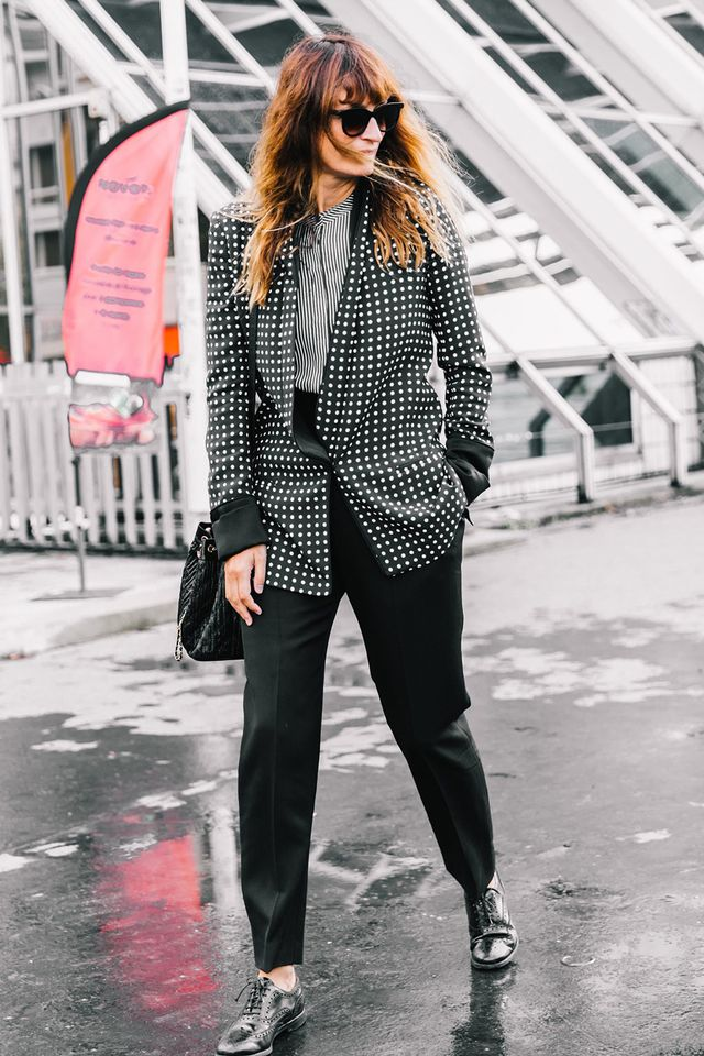 Office attire has never looked so cool.