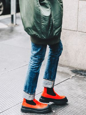Want to Stand Out? Try This Boot Trend