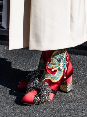 The Unexpected Boot Trend Every Maximalist Needs