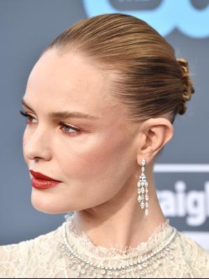 Kate Bosworth's Makeup at the Critics' Choice Awards Is Actually Magic