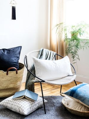 Find Your Hygge: 17 Cozy Chairs That'll Also Win You Style Points