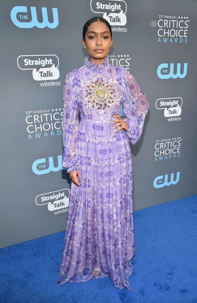 Critics Choice Awards Red Carpet