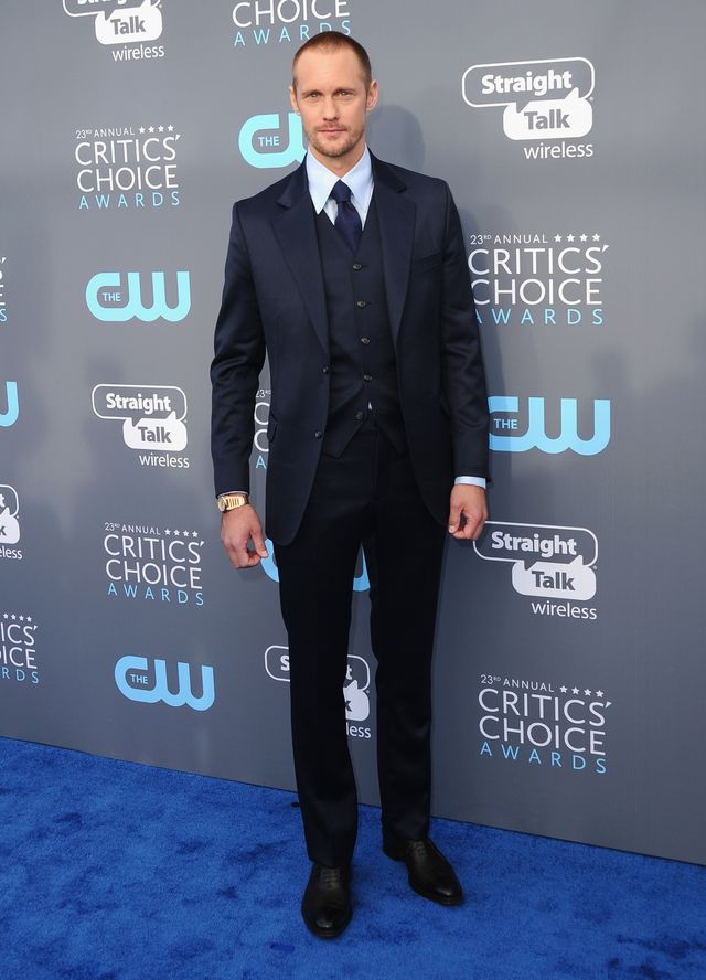 Critics' Choice Awards Red Carpet