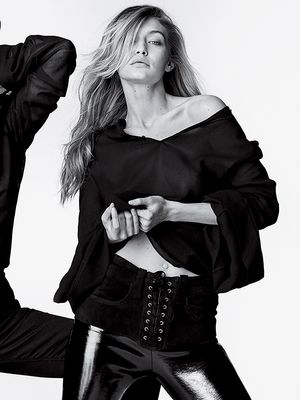 Gigi Hadid and Kate Moss Look Like Sisters in This New Photo Shoot