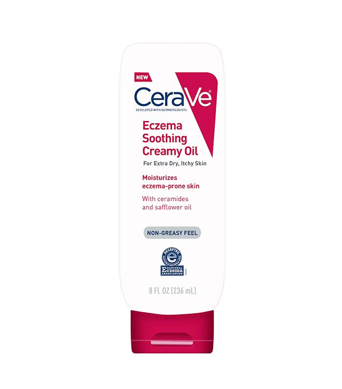 Eczema Soothing Cream Oil by CeraVe