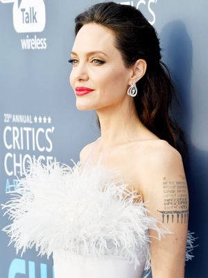 Thanks to Angelina Jolie, We Want Every Feathered Item on the High Street