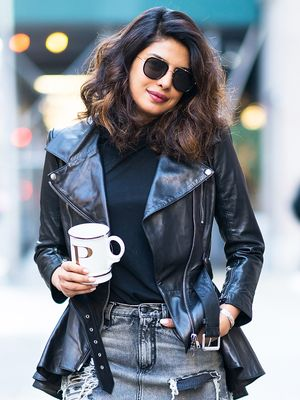 Priyanka Chopra Just Wore the Denim Trend Everyone's Afraid to Try