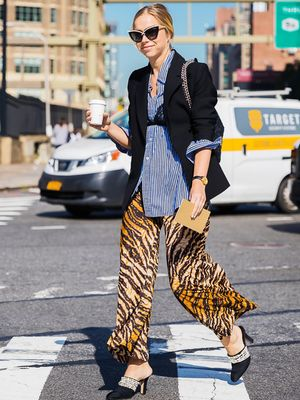 Elevate Your Outfit With These Printed Pants