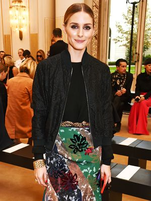 Olivia Palermo's Go-To Skirt Style Will Never Get Old