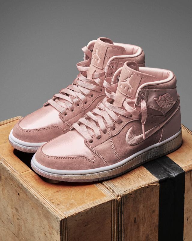 Nike Jordan Season of Her Pastel Sneakers