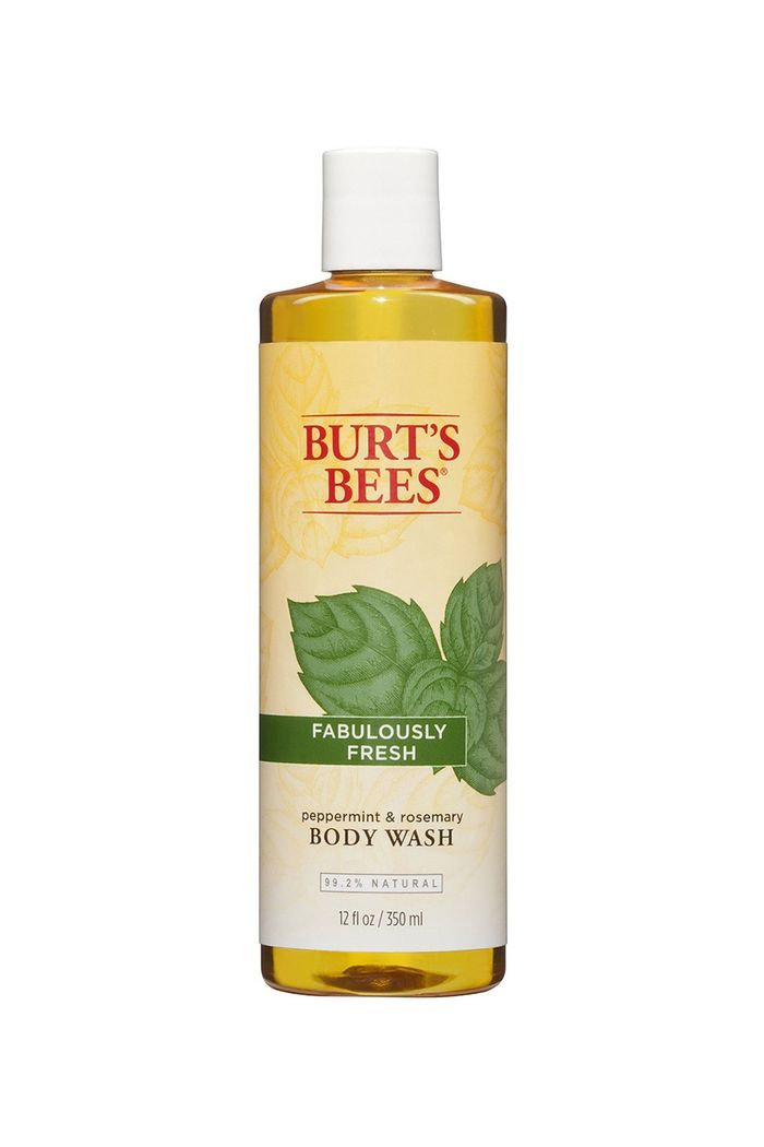 Peppermint & Rosemary Body Wash by Burt's Bees