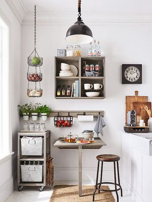 Pottery Barn's New Collection Is Perfect for Decorating Your Tiny Apartment