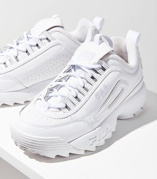 FILA Disruptor II Premium Mono Sneaker