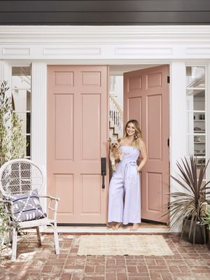 Step Inside Hilary Duff's Stunningly Vibrant Los Angeles Home