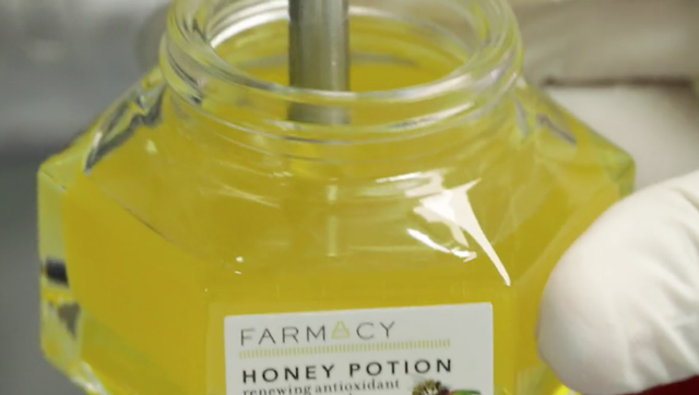This Is How Farmacy's Fan-Favorite Honey Potion Face Mask Is Made