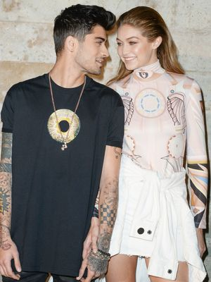 Gigi Hadid Just Wrote the Sweetest Birthday Message to Zayn Malik