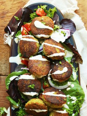 What Is Falafel Made Of?