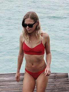 So It's Pretty Obvious Australian Fashion Girls Love This Bikini Style