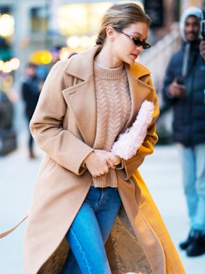 Gigi Hadid Just Wore the Most Amazing Trainers—and They're Only £40