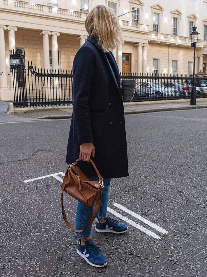 Veja Trainers on Emma Hill