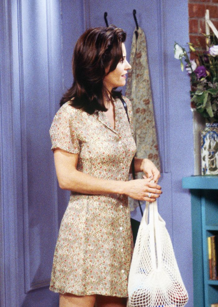 monica geller u0026 39 s wardrobe was actually the coolest thing on