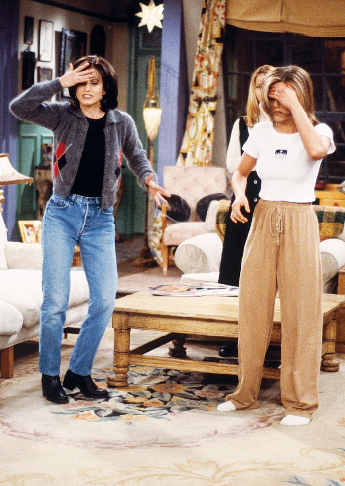 Monica Geller\u0027s Wardrobe Was Actually the Coolest Thing