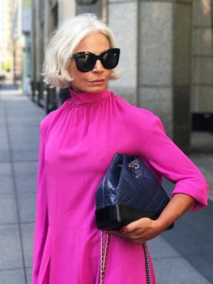 The 52-Year-Old Instagrammer With Better Style Than All of Us Put Together