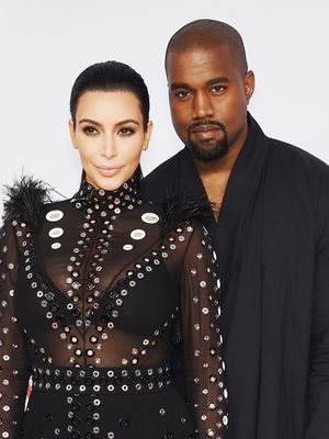 Kim Kardashian and Kanye West Gave Their Baby Girl a Very Non-Traditional Name