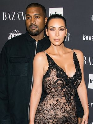 Kim Kardashian West and Kanye West's New Baby Girl Is Officially Here