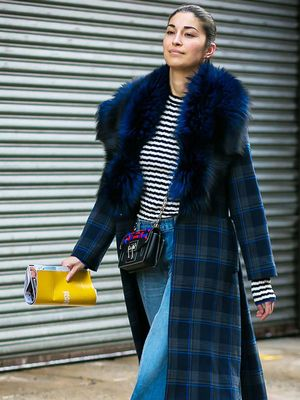 How to Pull Off the Faux-Fur Trend