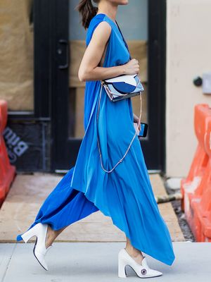 And the Most Flattering Colour to Buy a Dress in This Year Is…