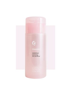 Glossier's Newest Product Is an Exfoliating Acne Solution, and It Launched Today